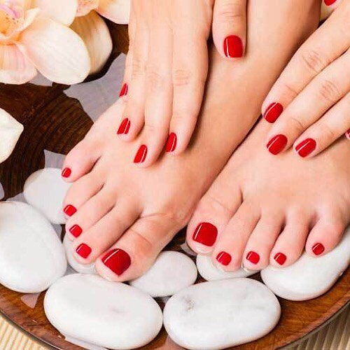 AMAZING NAILS SPA - Combo services